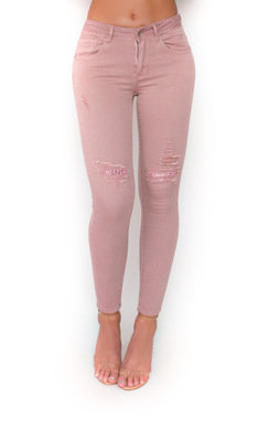 View the Polly Mid Rise Sequin Style Jeans online at iKrush