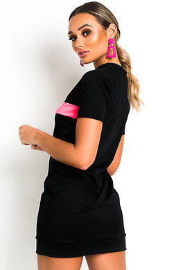 View the Popi Oversized T-Shirt Dress online at iKrush