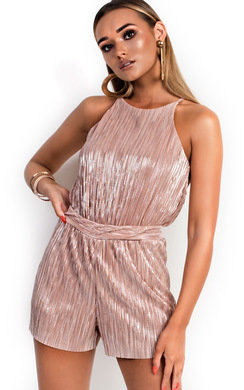 View the Reeva Metallic Co-ord online at iKrush