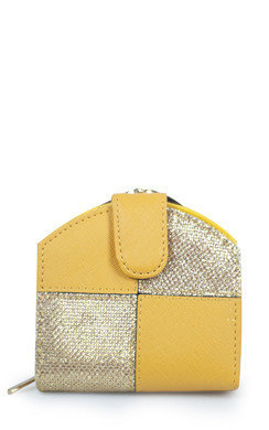 View the Rielle Faux Leather Style Zip Purse online at iKrush