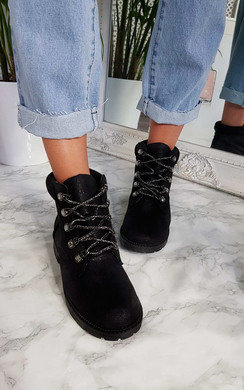 View the Rihanna Sparkle Desert Boots online at iKrush