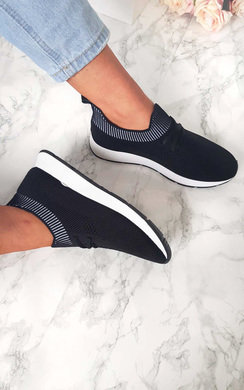 View the Riley Lace Up Sock Trainer  online at iKrush
