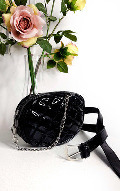 View the Riri Quilted Belt Bag online at iKrush