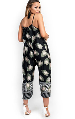View the Rocha High Neck Tropical Jumpsuit  online at iKrush