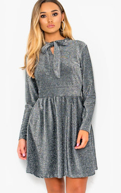 View the Rohan Shimmer Skater Dress online at iKrush