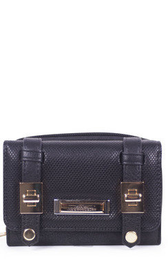 View the Rosie Faux Leather Style Zip Purse online at iKrush