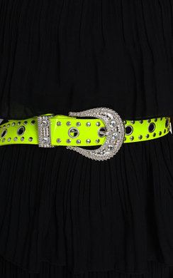 View the Serena Western Buckle Belt online at iKrush