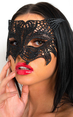 View the Sierra Lace Eye Mask online at iKrush
