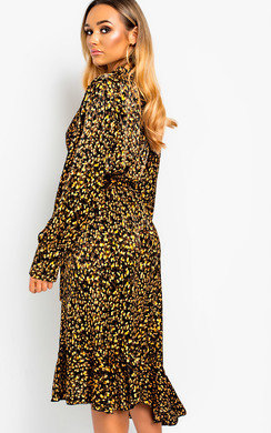 View the Sigrid Printed Maxi Dress online at iKrush