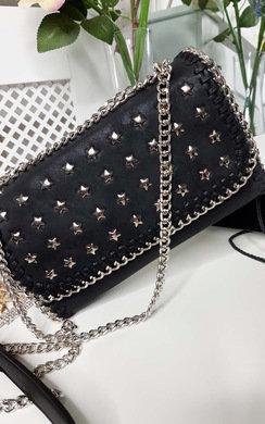 View the Sigrid Star Studded Shoulder Bag online at iKrush