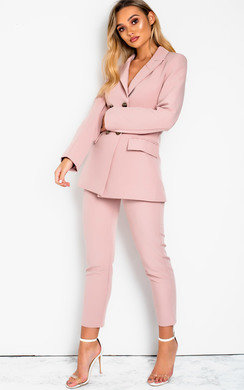 View the Talliah Tailored Suit Co-ord online at iKrush