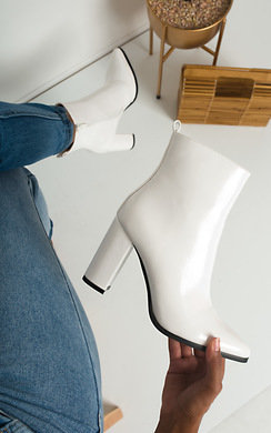 View the Tallulah Heeled Ankle Boots online at iKrush