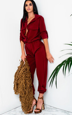 View the Tandy Utility Jumpsuit online at iKrush