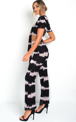View the Tasha Tie Dye Co-ord online at iKrush