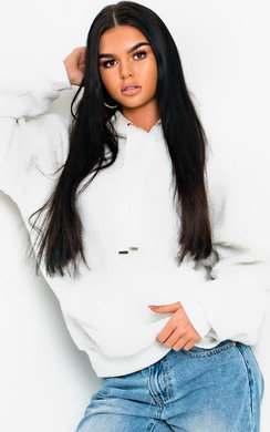 View the Tillie Teddy Hooded Jumper online at iKrush