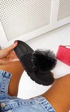 View the Tilly Pom Pom Sliders online at iKrush