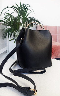 View the Vita Ring Handle Bucket Bag online at iKrush