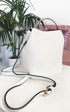 View the Vita Ring Handle Bucket Bag online at iKrush