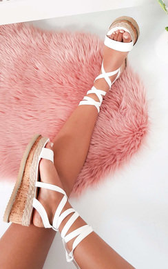 View the Yana Faux Snake Skin Flatform Sandal online at iKrush