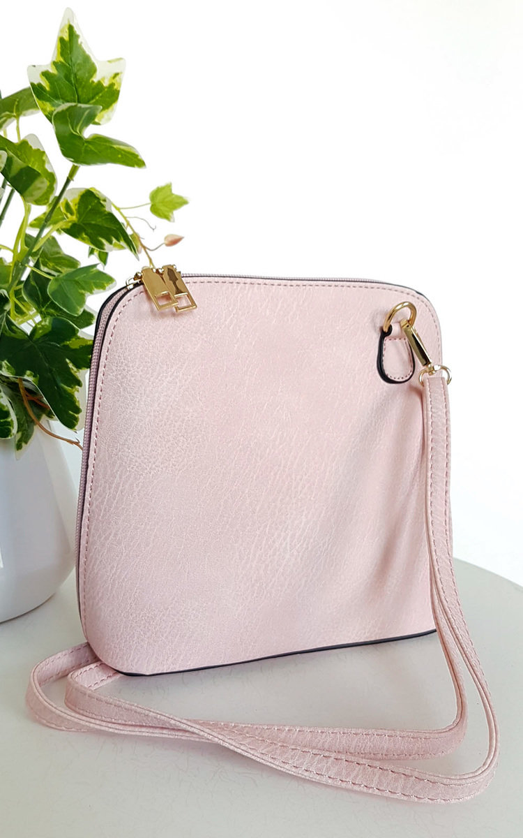 Marley Cross Body Handbag in Pink